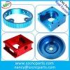 Al6061, Al6063, Al7075, pièces d'automobile Al5052 utilisées pour automatique/espace/robotique