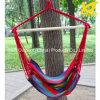 Cadeira de suspensão da tela da listra do arco-íris
