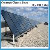 Constructeur professionnel de glace de panneau solaire de 3.2mm