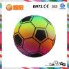 Pvc Colorful Inflatable Printing Ball voor Toy van Children (KH6-86)