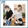 T-shirt de femmes de coton de bonne qualité avec le prix bas