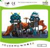 Детей среднего размера спортивная площадка холодных робота Kaiqi опирающийся на определённую тему (KQ20071A)