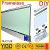 Inferriata della piattaforma di disegno Glass/Cheap dell'inferriata del balcone del metallo/inferriata del balcone