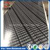 Madera contrachapada Shuttering hecha frente película negra antideslizante antideslizante impermeable