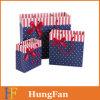 Las ventas calientes de la fábrica validan reciclan la bolsa de papel de las compras manufacturada en China