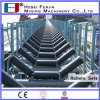 Belt Conveyor System Carrying Roller voor Stone Processing Plant