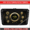 GPS를 가진 Vw Golf 또는 Polo 또는 Passat, Bluetooth를 위한 특별한 Car DVD Player. (CY-8151)
