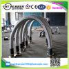 Flexibler gewölbter Metalschlauch-rostfreier Stahl-Schlauch