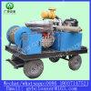 Diesel110kw Abflussrohr-Unterlegscheibe-Hochdruckwasserstrahlabwasserkanal-Reinigung