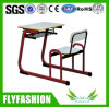 높은 School Single Combo School Desk 및 Chair (SF-95S)