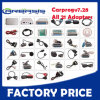 In het groot Nieuwste Carprog V7.28 + Software Geactiveerd + 21 Adapters