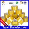Varia cinta de Brown del embalaje de la prueba BOPP del agua