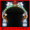 Luz animal de Archdoor da decoração do Natal do jardim zoológico da decoração do feriado