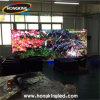 P7.62 Mietinnen-LED farbenreiche Bildschirmanzeige-Video-Wand