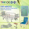 3-functie Manual Hospital Bed (thr-MB002)