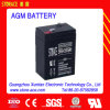 6V recargable de ácido de plomo sellado 5ah batería (SR5-6)