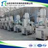 100kgs / Time Industrial Sólidos incinerador de resíduos sólidos, Incinerador Gestão de Resíduos Sólidos