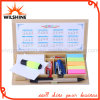 La vendita superiore ha riciclato il rilievo di appunto di carta del coperchio con il calendario per la promozione (GN017)