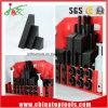 Сталь PCS Deluexe высокого качества 58 зажимая наборы