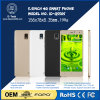 Сердечник 4G квада OEM Mtk6735 мобильный телефон Android 5.5 дюймов