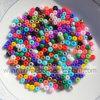 2, 3, graine en verre de 4mm Cezch perle le bijou trouvant le talon de la couleur solide DIY de talons d'entretoise