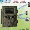 Câmera Suntek Ht202m do jogo do MMS GPRS do controle de SMS