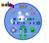 FWPK--Parque inflable del agua 013 para los adultos