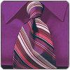 Cravate tissée par soie de 100%