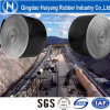 Bande de conveyeur en caoutchouc de cordon en acier résistant à la température inférieur résistant froid