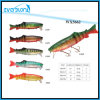 Attrezzatura di pesca molle dell'esca di pesca di richiamo dei pesci di grande formato