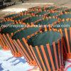 Slittamento standard di api sul tipo cestini della tela di canapa del cemento