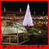 옥외 훈장 거대한 크리스마스 LED 백색 나무 빛