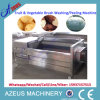 500kg/H Kiwi Fruit Washing Machine