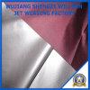 Серебристое тканье зонтика шатра Shading покрытия PU