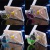 Het duidelijke Geval van de Telefoon van de Cel van de Fles van het Parfum van het Geval TPU voor Samsung S6