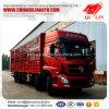 De grote Vrachtwagen van de Kooi van de Capaciteit met Mechanische Opschorting