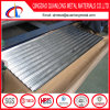 Польностью трудная горячая окунутая плитка крыши оцинкованной волнистой стали