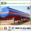 38cbm Carbon Steel 3 Axle Fuel Tanker Semi Trailer