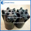 Pedacitos de botón de la forma cónica de los carburos de tungsteno