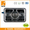 CREE LED Head Lamp di 4X6 Square High Low Beam