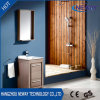 Meubles imperméables à l'eau de salle de bains de mélamine chaude de vente avec le miroir