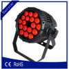 2014new Product 18PCS 10W PAR Cans RGBW LED PAR Light para Sale