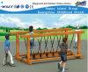 Equipamento Hf-17402 da ginástica da ponte de madeira do equipamento da aptidão