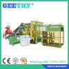 Maschinen-automatische Zeile Kleber-Ziegelstein-Maschine des Block-Qt10-15