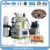 Combustível eficiente elevado da biomassa que faz a máquina