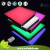 Wasserdichte im Freien Landschaftsbeleuchtung des RGB-Hartglas-LED