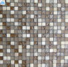 15X15X8mm Glass Mix Marble Mosaic (VMS211)