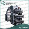 6 Color LLDPE Flexo máquina de impresión (CH886-800)