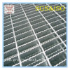 Galvanized/dentelé Steel Bar Grating pour Platform