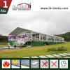 Шатер партии 100 Seater для венчания типа сбывания шатра по-разному кристаллический в Пакистане